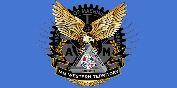 Three New Staff Appointments in IAM Western Territory
