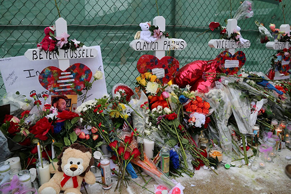 Donate to Help Aurora Victims' Families