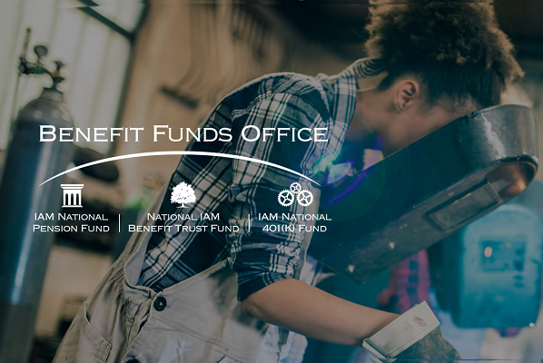 IAM Benefit Funds Office Launches New Website