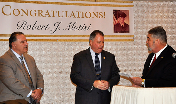 IAM District 15 John Scarfi Scholarship Fund Dinner Honors Robert J. Motisi