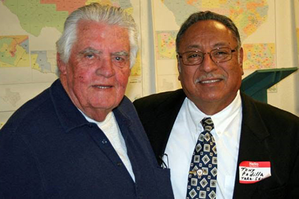 IAM Mourns Passing of Billy C. Robinson