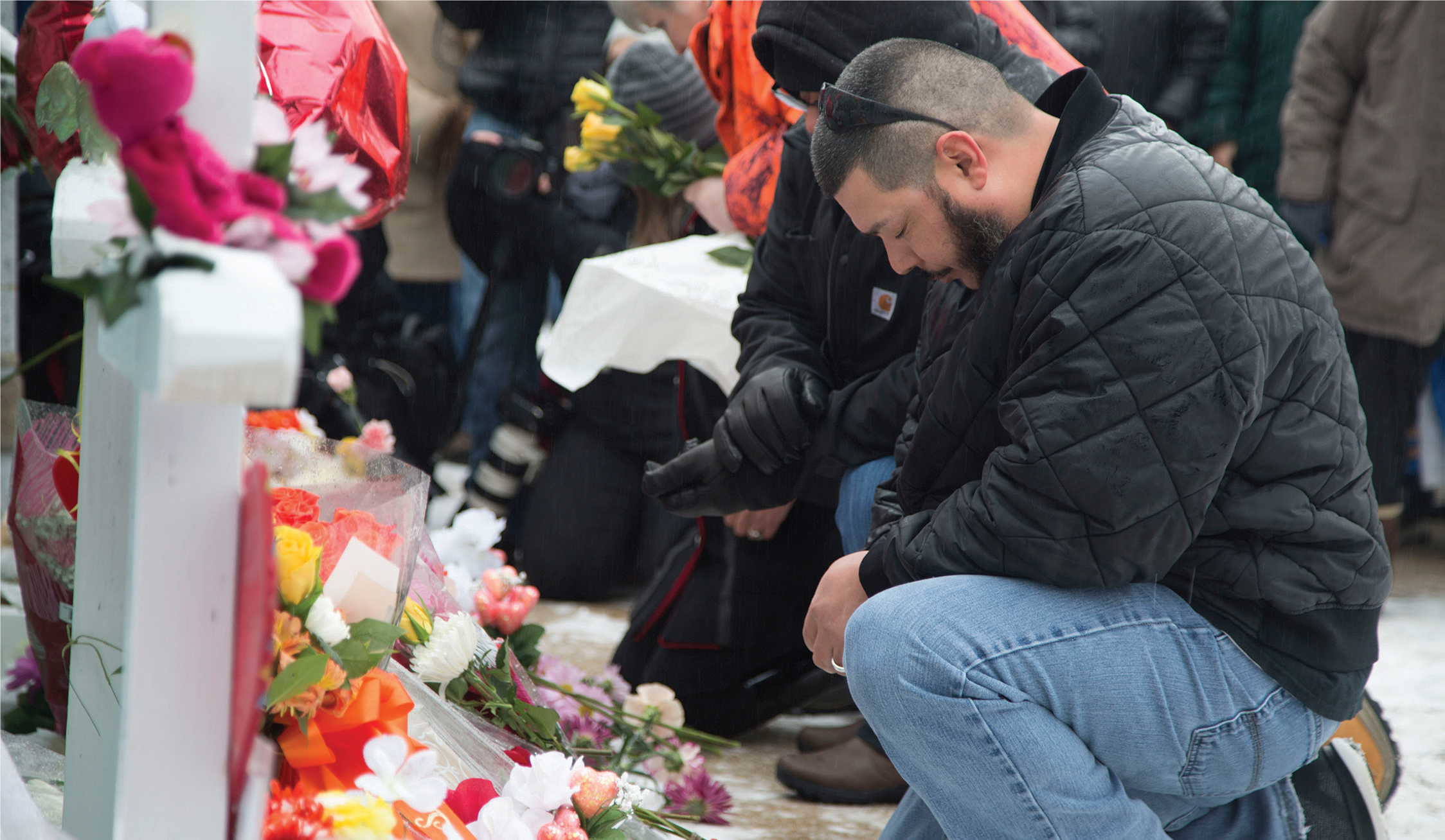 Help is on the Way – The IAM's Response to Tragedy in Aurora
