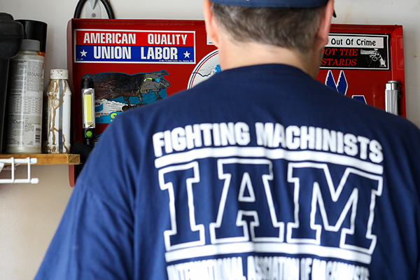 IAM Local 531C is Fighting to Protect Members at Boeing South Carolina