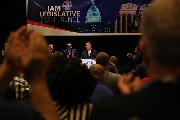 2019 IAM Legislative Conference Recap: We the People