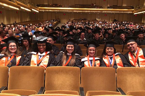 IAM Academic Stars Shine at Empire State College