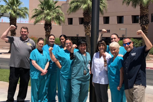 Organizing Health Care Workers in the West