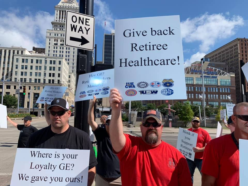 Machinists Union Local Delegates Oppose GE Contract Offer