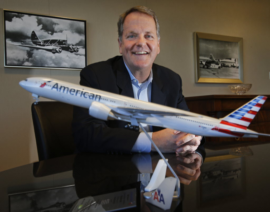 Doug Parker Rumored Not to Survive Summer at American Airlines