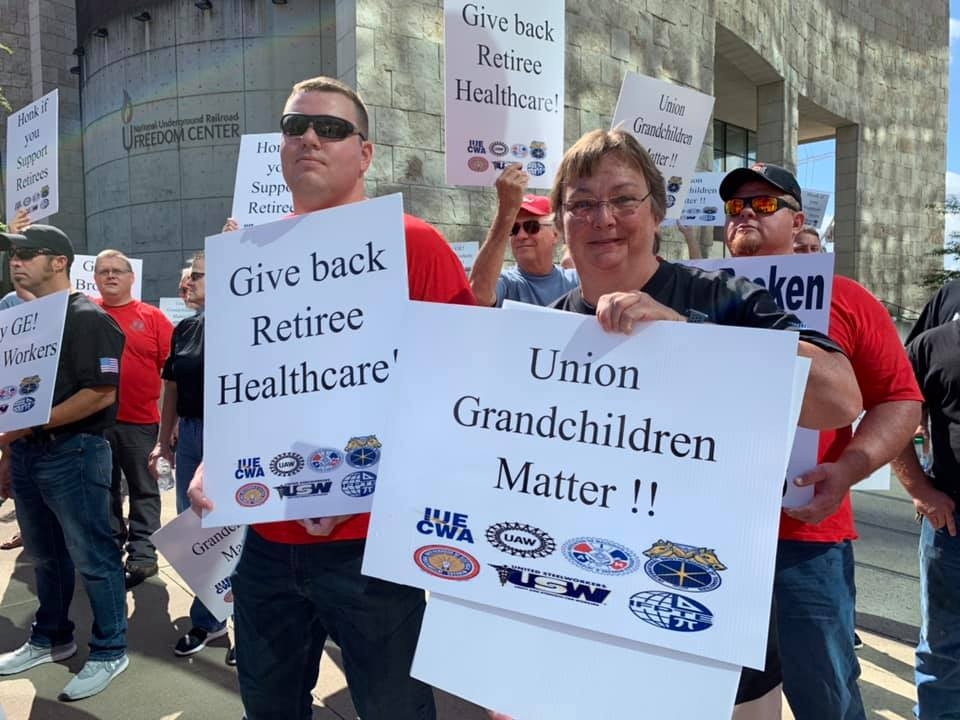Machinists Union Applauds Rejection of General Electric's Concessionary Contract Offer
