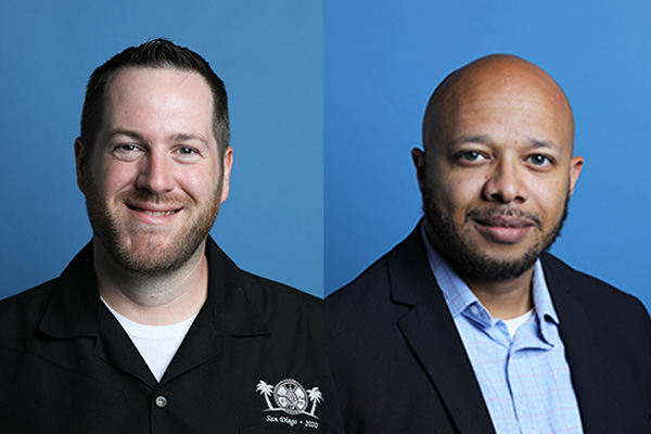 Martinez Appoints Olson and Richardson as Headquarters Communications Representatives