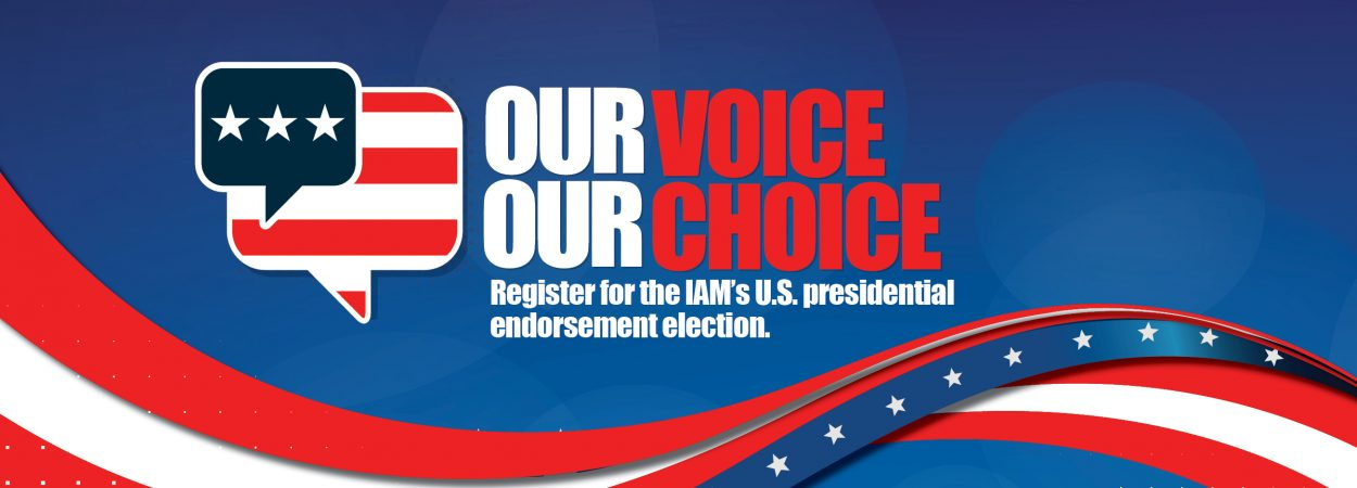 REGISTER YOUR VOICE