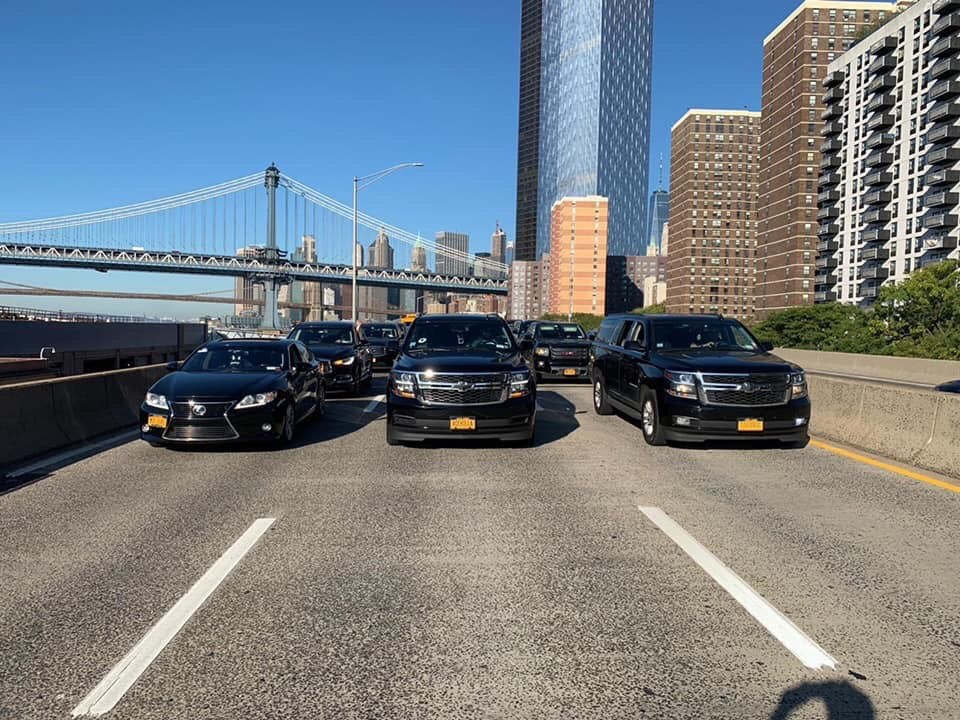 IDG Protest Brings NYC Traffic to Standstill