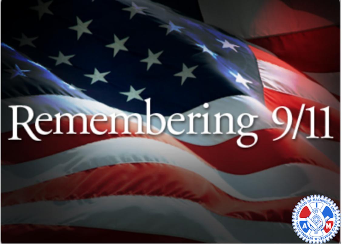 A 9/11 Message from GVP Pantoja
