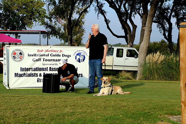Texas District 776 Golfs for Guide Dogs