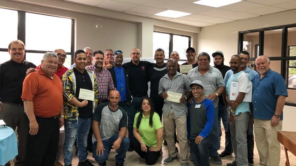 Machinists & Carpenters Union Hold Organizing Training in Puerto Rico