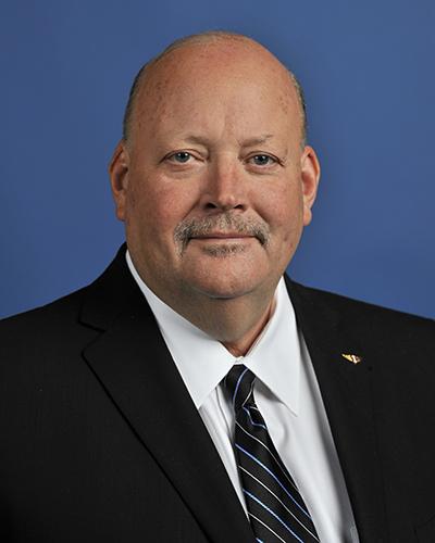 IAM Mourns Passing of Aerospace Coordinator Mark Johnson