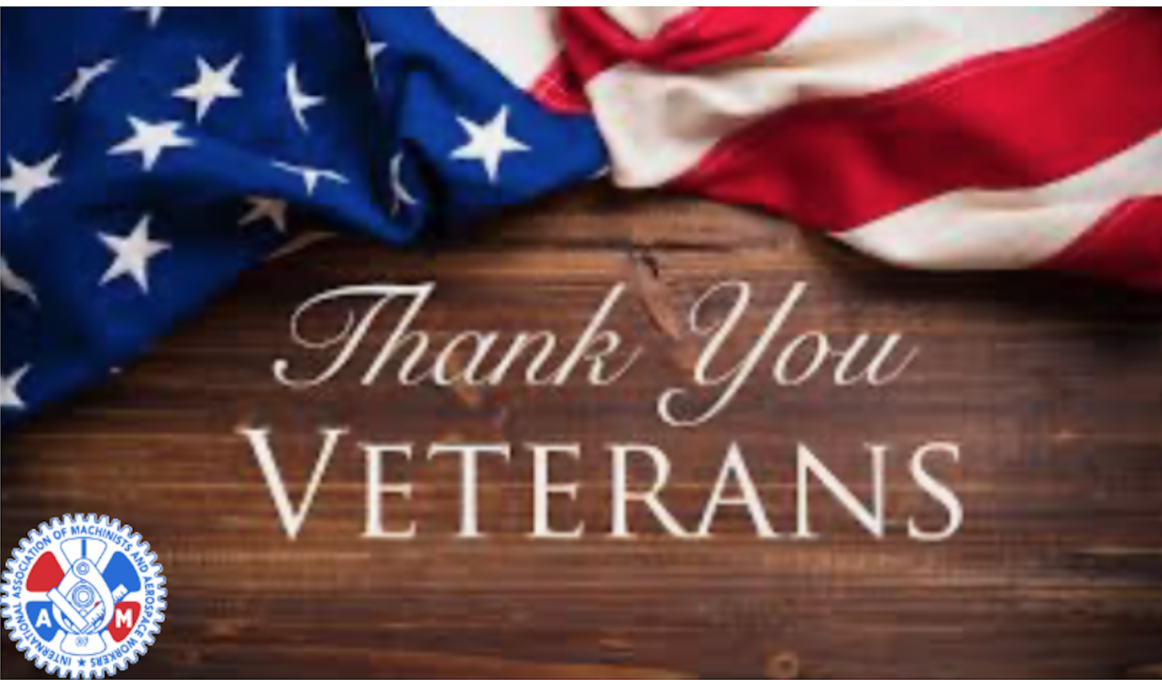 A Veterans Day Message