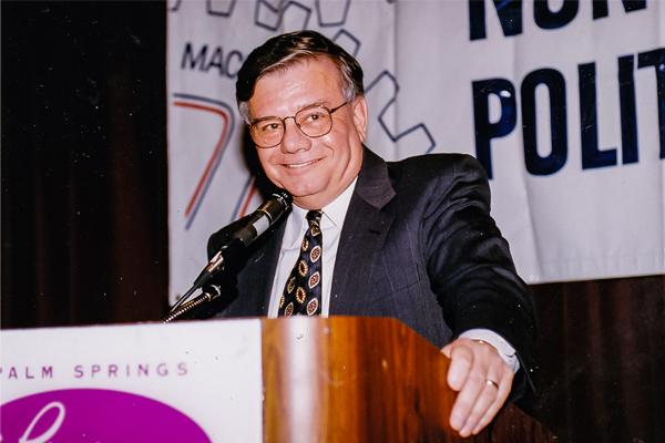 Machinists Mourn Loss of Former IAM International President George Kourpias