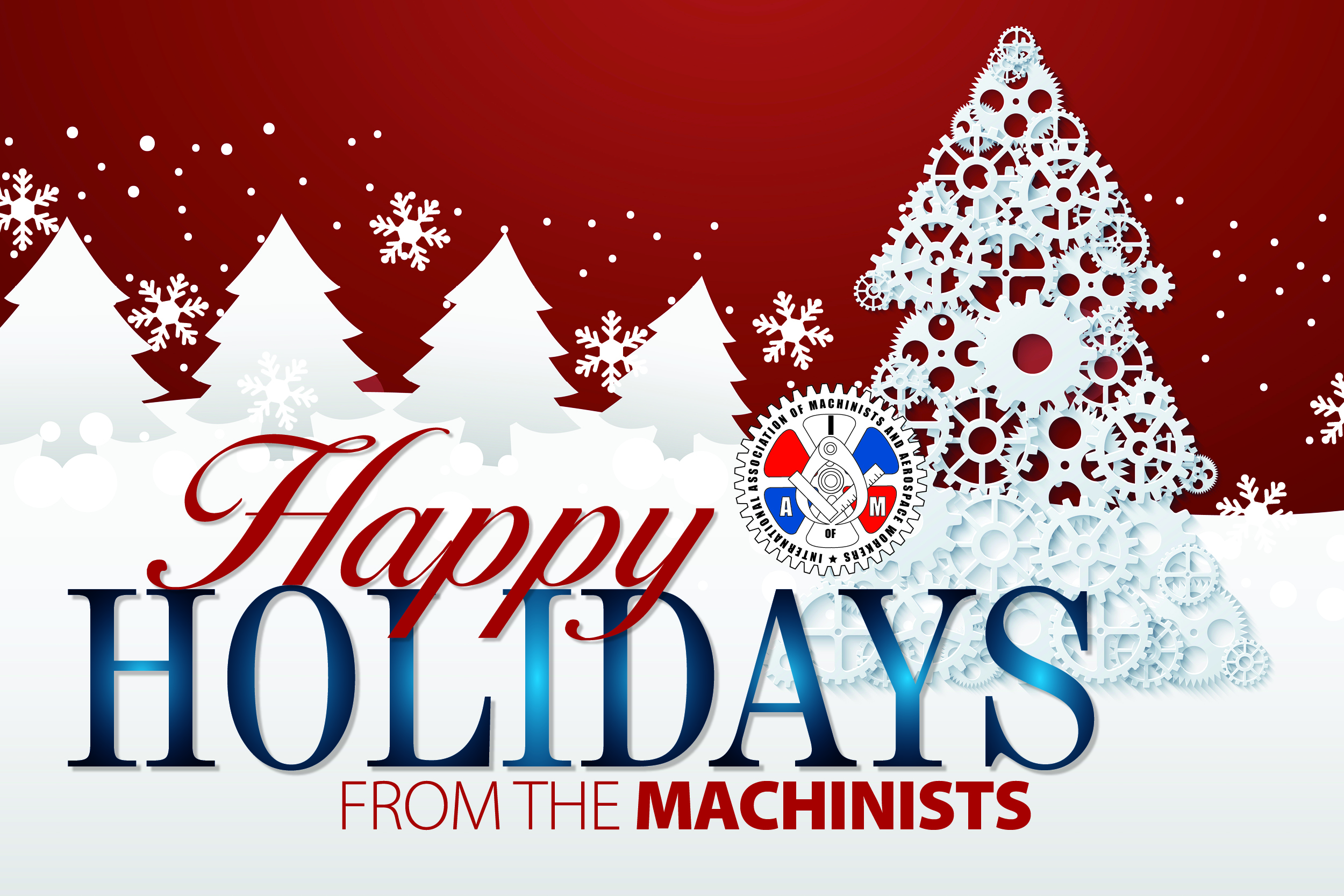 Happy Holidays from the IAM