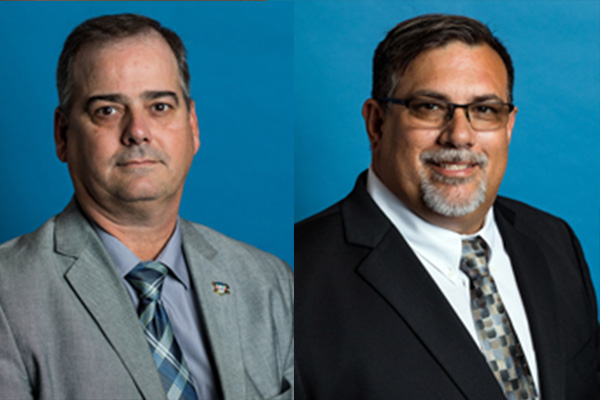 Barnwell and Wirth Appointed Aerospace Coordinators