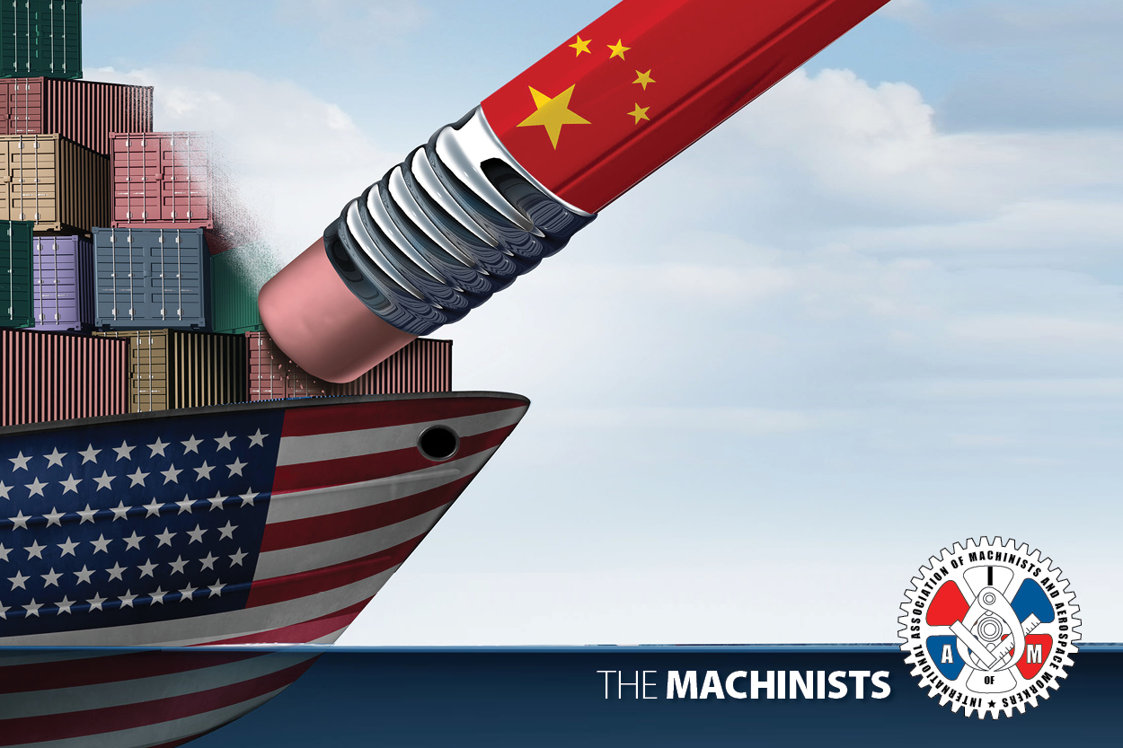 New Report: China Trade Deficit Has Cost 3.7 Million U.S. Jobs