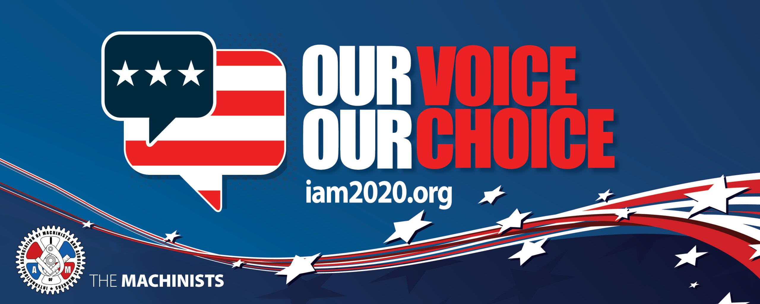Dates Announced for Membership Vote on 2020 IAM Presidential Endorsement
