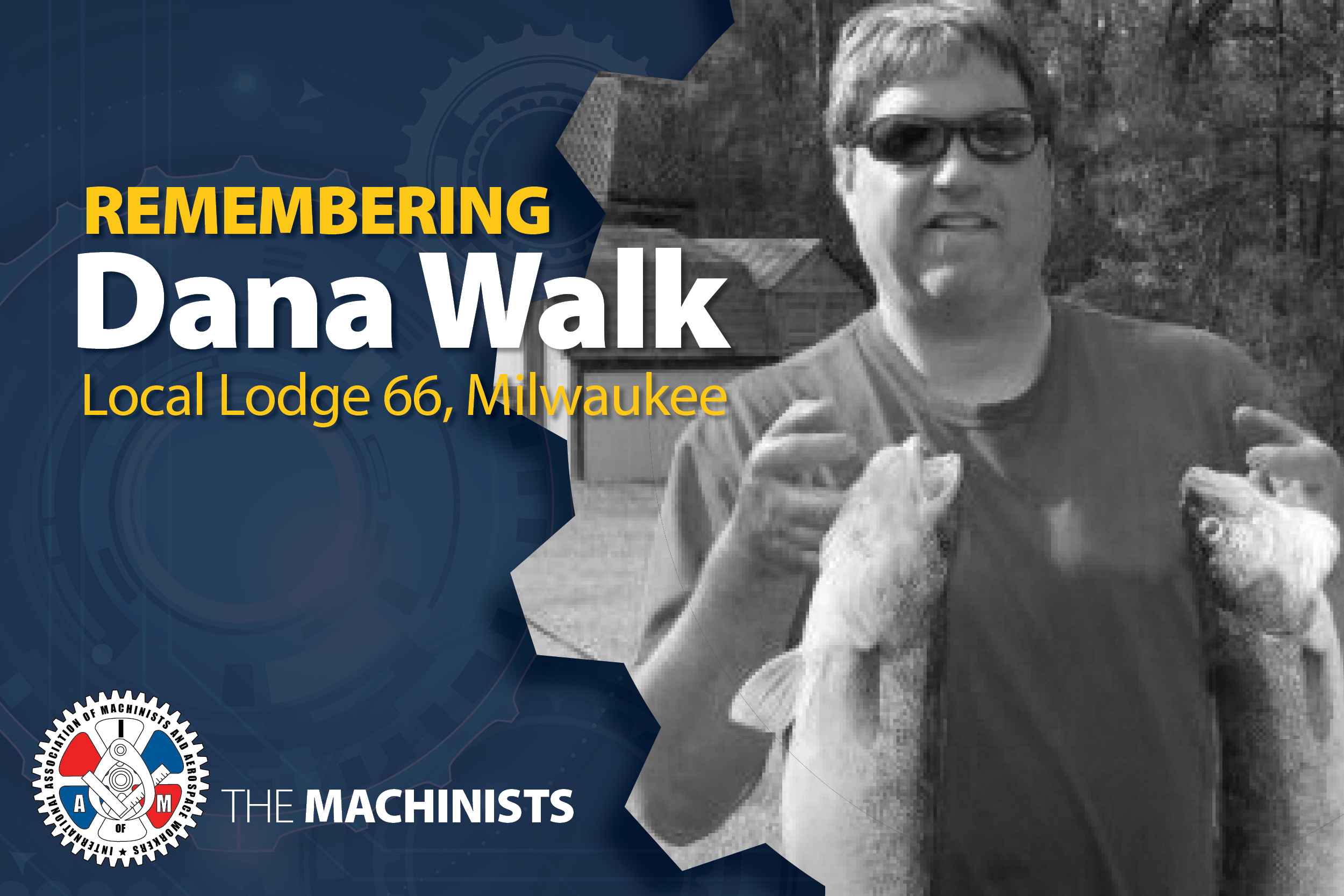 Machinists Union Statement on IAM Local 66 Member Killed in Milwaukee Shooting