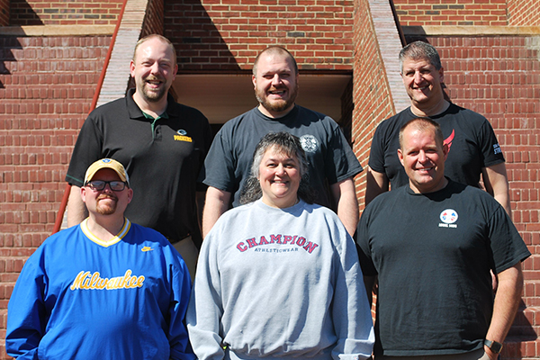Wisconsin Local 1406 Committee Prepares for Upcoming G.E. Negotiations