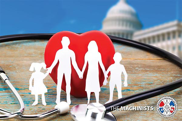 Machinists Urge U.S. Senate to Pass Coronavirus Response Bill