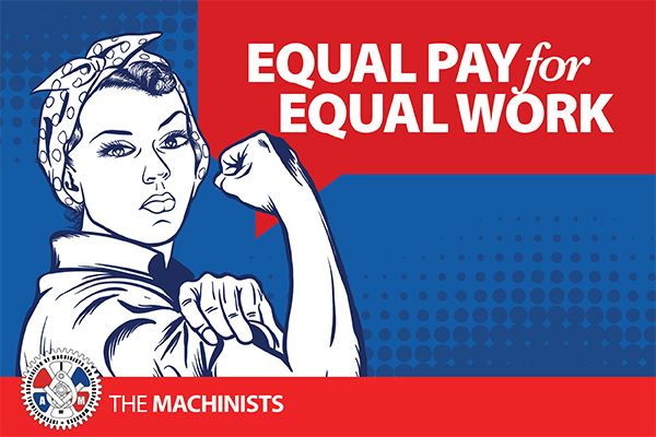 Our Nation Needs Pay Equality