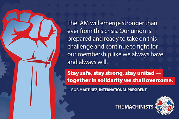 Our Machinists Heroes