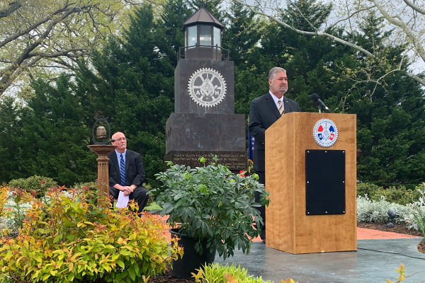 Machinists Honor Fallen Members on Workers' Memorial Day