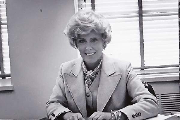 IAM Mourns Loss of Trailblazing Legislative and Political Advocate Dorothy 'Dottie' Ellsworth-Gannon