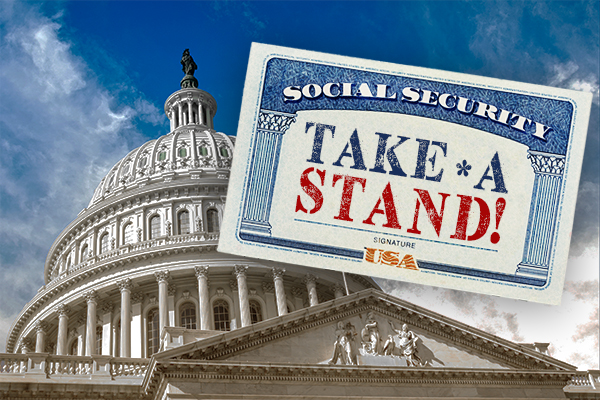 Machinists Denounce White House's Attack on Social Security