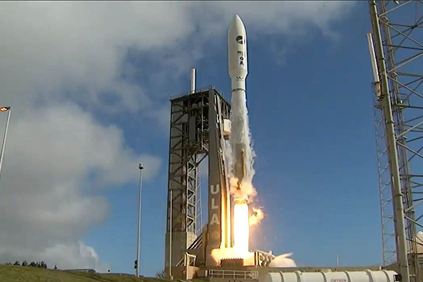 Machinists, ULA Mark Successful Milestone for U.S. Space Force