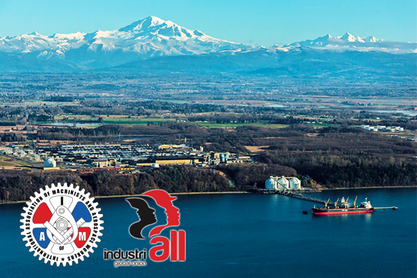 IndustriALL Global Union Stands with IAM to Save Washington State Alcoa Jobs
