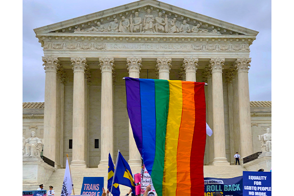 Machinists Applaud Supreme Court LGBTQ Workplace Rights Ruling