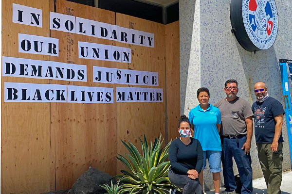 A Message from IP Martinez: An Injustice to One is an Injustice to All