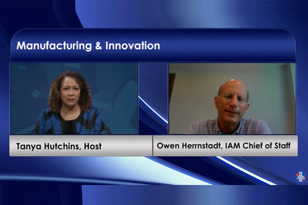 ICYMI: Breaking Down Biden's Manufacturing Plan
