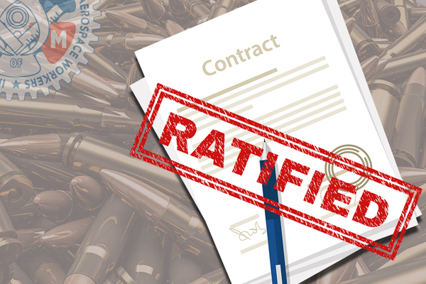 Missouri Local 778 Olin Winchester Employees Ratify Five-Year Deal