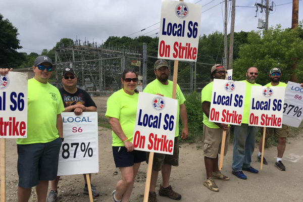 Machinists Union Asks Navy to Clarify Position on Bath Iron Works Subcontracting