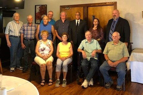 Wisconsin Local 1260 Honors 50-Year Members