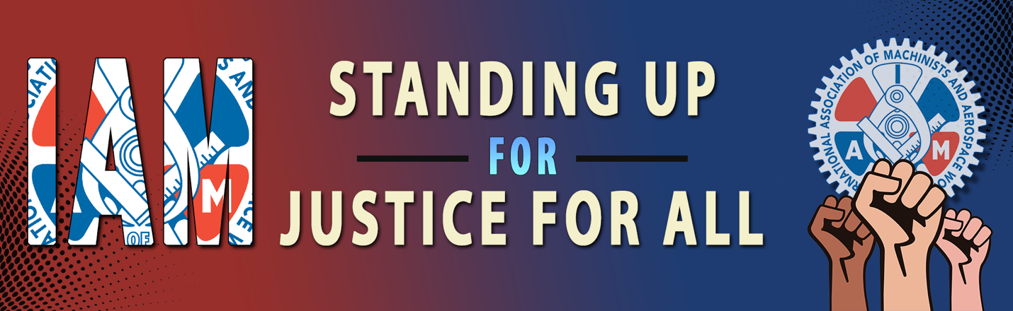 Standing Up For Justice For All