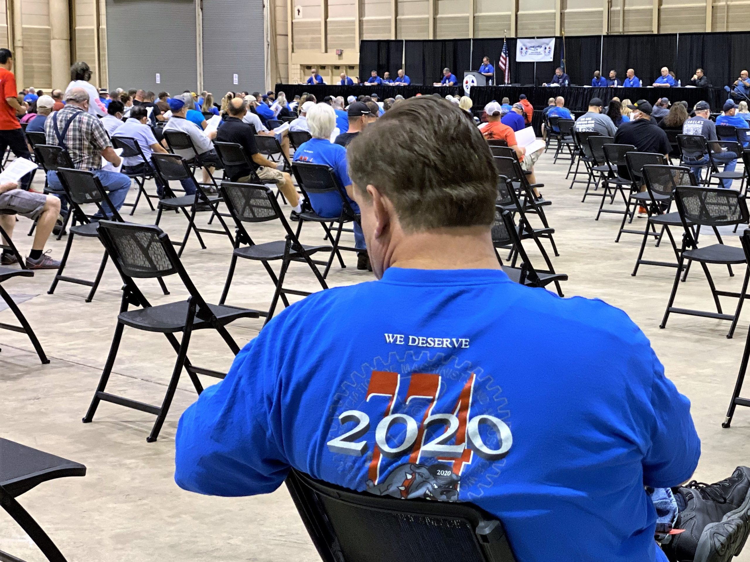 IAM Local 774 Ratifies a New 4-Year Agreement with Textron Aviation in Wichita