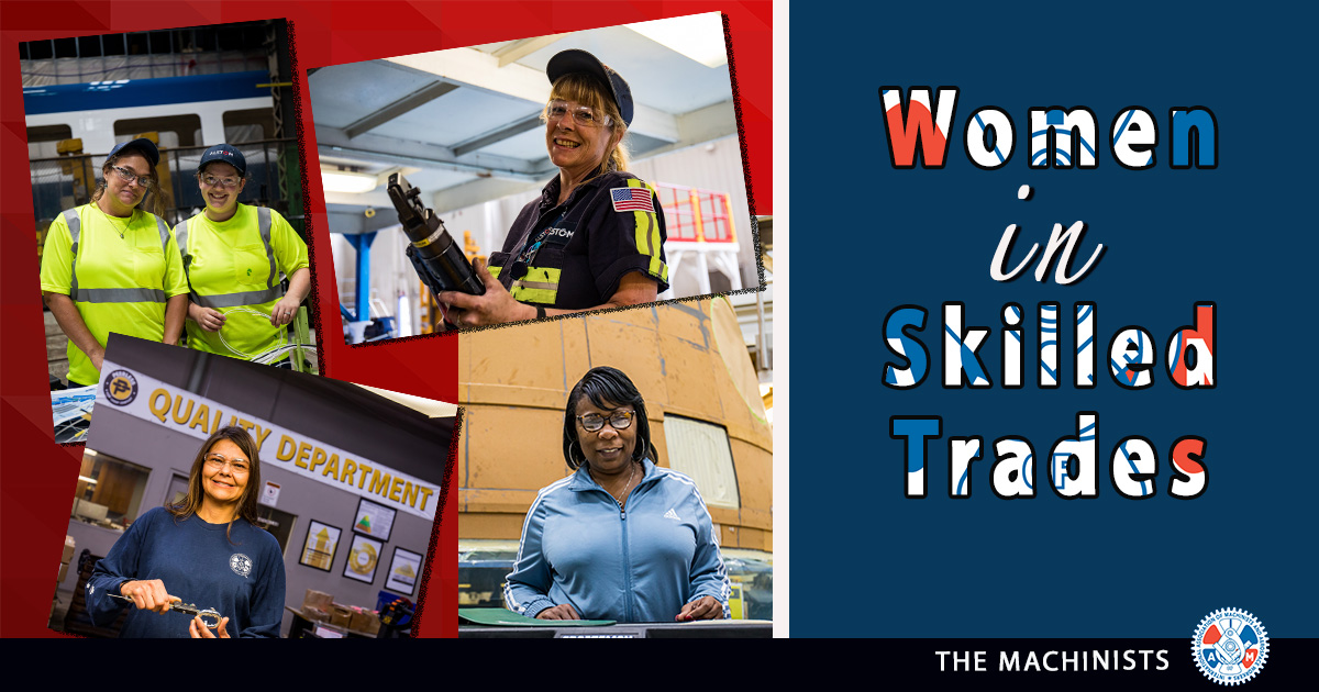 Women in Skilled Trades: Reclaiming a 700 Year Tradition