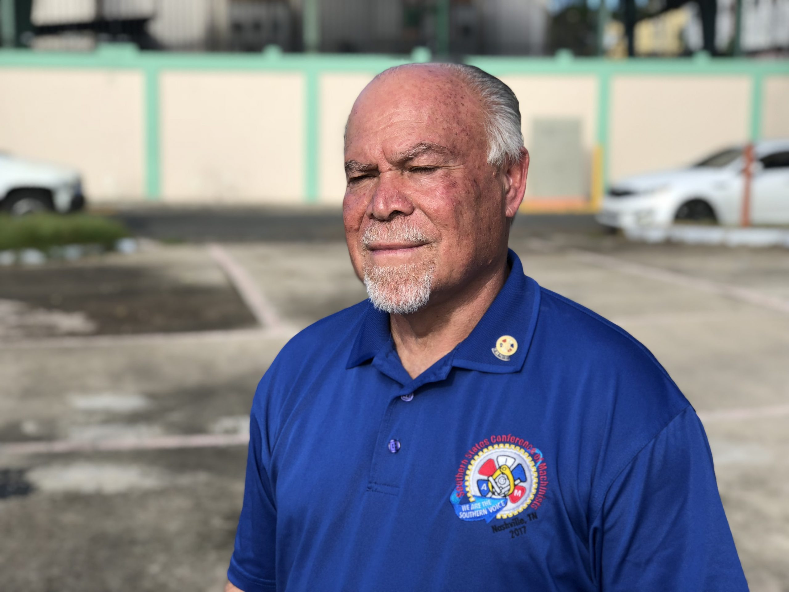 Virtual Town Hall: IAM Puerto Rico Leader to Discuss Island's Challenges, Union Solidarity