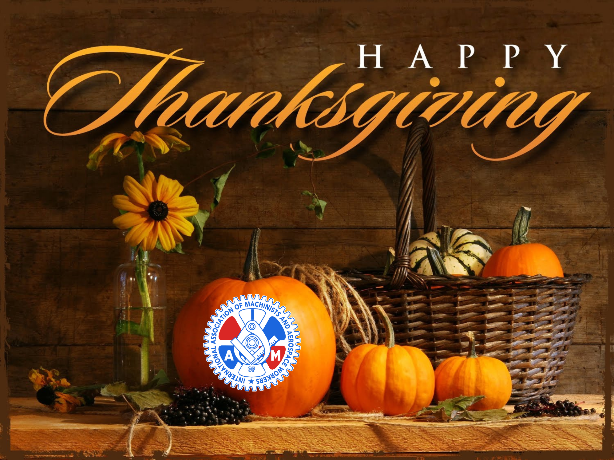 A Thanksgiving Day Message from GVP Pantoja
