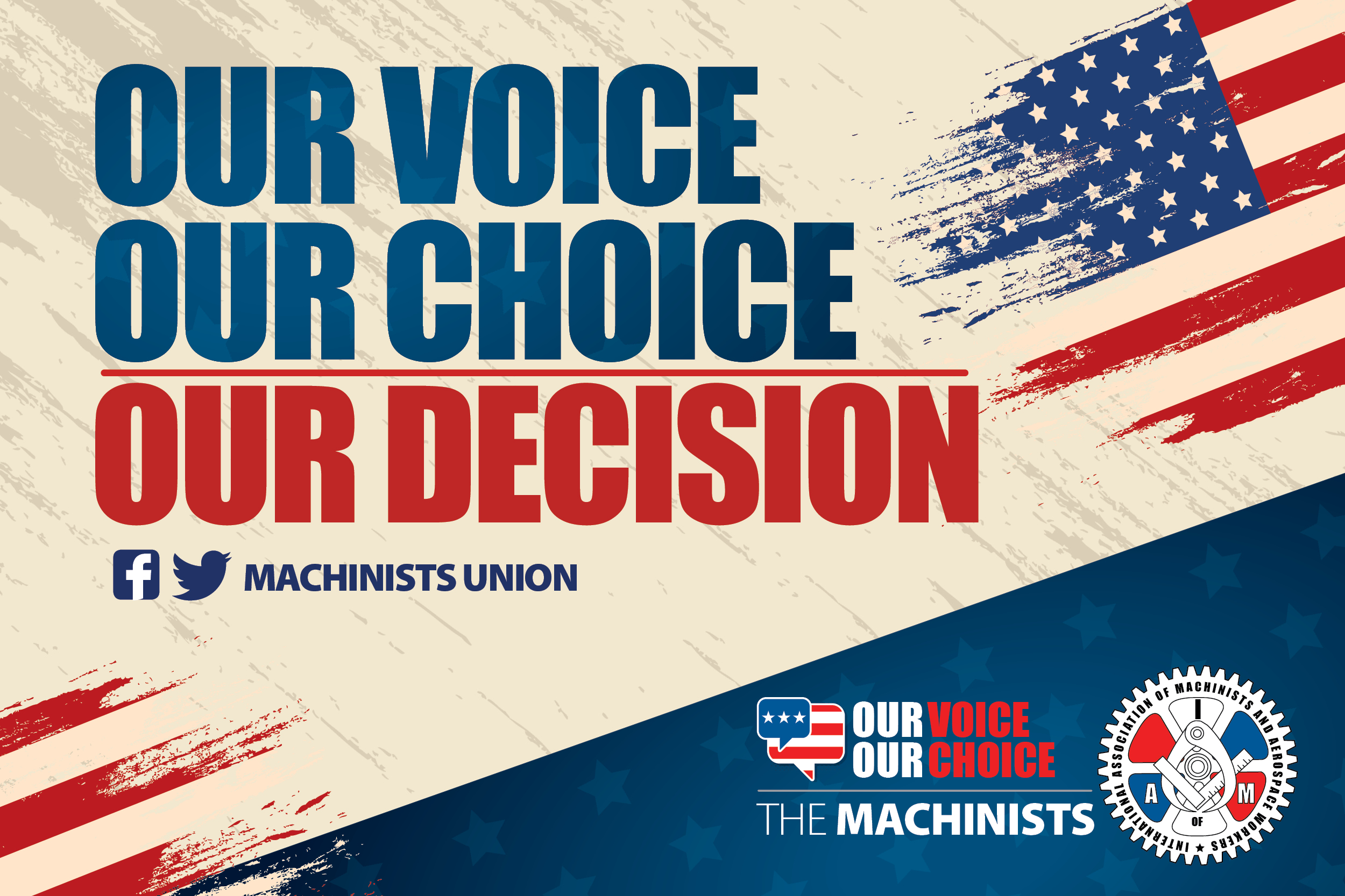 Machinists Union Will Partner with Biden-Harris Administration to Heal Country, Bring Our Jobs Home