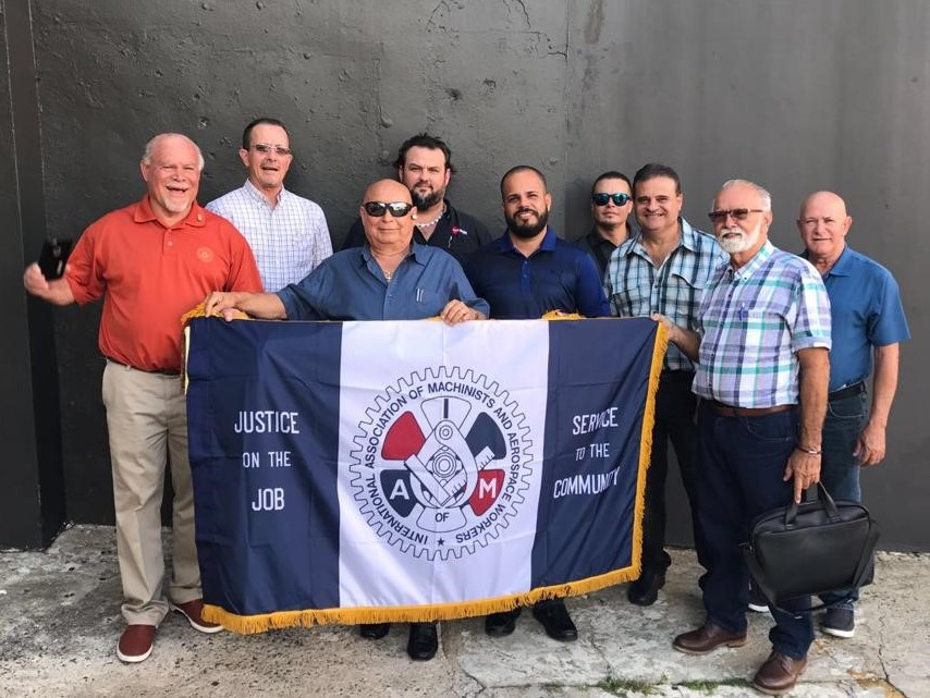Puerto Rico Local 2725 Members Win Back Jobs, $200K in Lost Pay