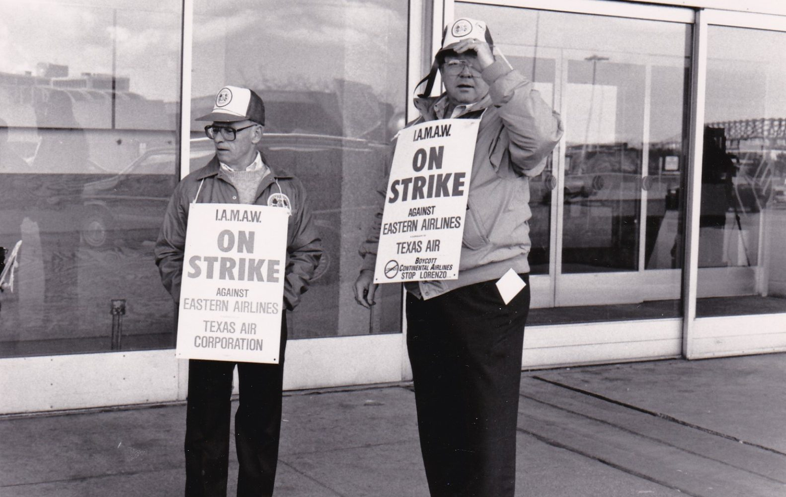 GST Don Wharton Eastern Airlines Strike